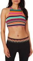 Seafolly Island Vibe High Neck Tank Top