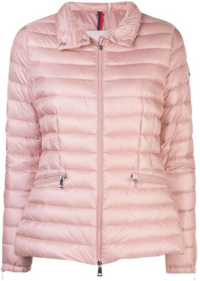 Moncler Fitted Padded Jacket
