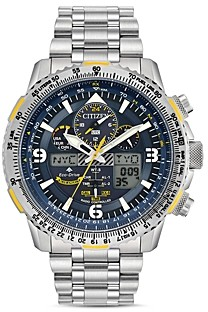 Citizen Eco-Drive Promaster Air Blue Angels Skyhawk A-t Chronograph, 45mm