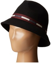 Vince Camuto Varsity Ribbon Cloche Traditional Hats