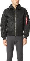 Alpha Industries B-15 Slim Fit Jacket