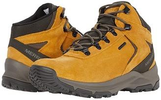 Merrell Erie Mid Waterproof (Earth) Men's Boots