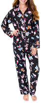 PJ Salvage Patterned Pajama Set