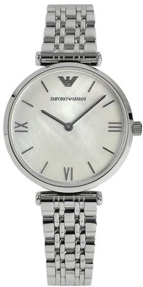 Emporio Armani Small Round Bracelet Watch, 32mm