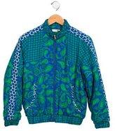 Stella McCartney Girls' Patti Bomber Jacket w/ Tags