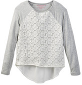 Design History Lace Pullover (Big Girls)