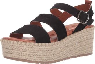 Musse & Cloud Women's DOLS Espadrille Wedge Sandal