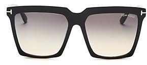 Tom Ford Women's Sabrina Square Sunglasses, 58mm