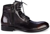 Jo Ghost Laced Leather Boots