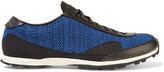 adidas by Stella McCartney Track and Street rubber and textured-shell sneakers