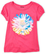 Diesel Girls 7-16) Flower Tee