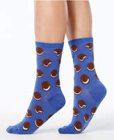 Hot Sox Women's Sandwich Cookie Socks