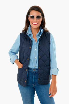 Barbour Laura Ashley Shepherd's Purse Larch Gilet