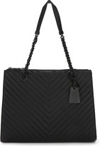 Aldo Katty quilted faux-leather tote