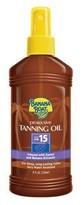 Banana Boat Protective Tanning Oil SPF 15 - 8 oz