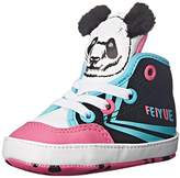 Feiyue Delta Mid Animal Hi Top Sneaker (Infant/Toddler)