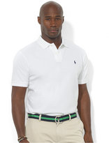 Polo Ralph Lauren Men's Big and Tall Classic-Fit Mesh Polo