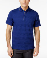 Tasso Elba Men's Striped Cotton Polo, Only at Macy's