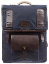 Will Leather Goods Men's 'Mt. Hood' Backpack - Blue