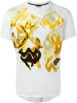 Ann Demeulemeester textured short sleeve T-shirt