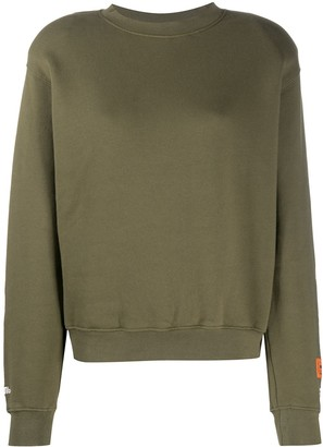Heron Preston Long-Sleeved Jumper