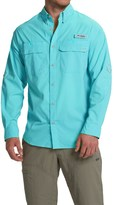 Columbia Cast Away Omni-Freeze® ZERO Woven Shirt - UPF 50, Long Sleeve (For Men)