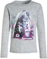 Converse DOUBLE EXPOSURE Long sleeved top lunar rock heather