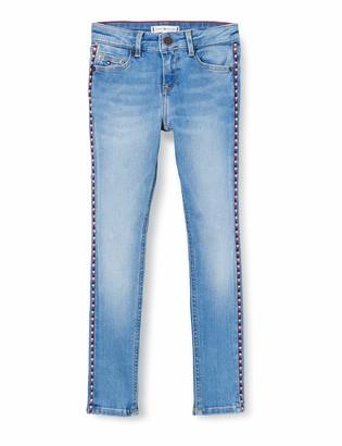 Tommy Hilfiger Girl's Nora RR Skinny RWBBLST Jeans