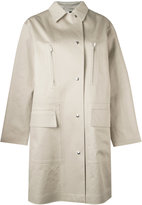 Golden Goose Deluxe Brand Mac coat - women - Cotton - S