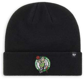 '47 Boston Celtics NBA Raised Cuff Knit Beanie