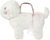 Accessorize Kitty Cat Plush Bag