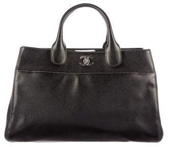 Chanel Caviar Executive Tote
