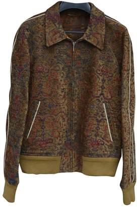 Saint Laurent Brown Cotton Jackets