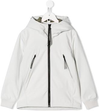 C.P. Company Kids Goggle Hood Lightweight Jacket