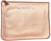 Rebecca Minkoff Kerry Pouch (Rose Gold) - Bags and Luggage