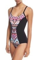 Seafolly Sahara Nights DD-Cup Maillot One-Piece Swimsuit
