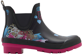 Joules Wellibob Ankle High Wellington Boots, Black