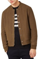 Topman Men's Varsity Bomber Jacket