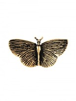 Saint Laurent moth ring