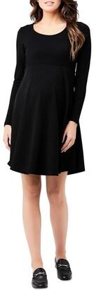 Ripe Long Sleeve Skater Dress
