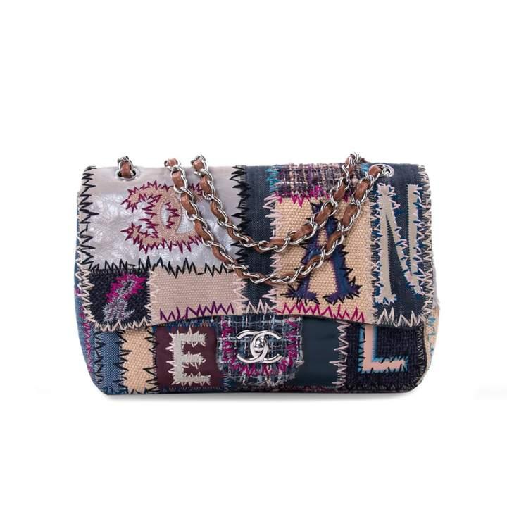 Chanel Timeless Multicolour Leather Handbag