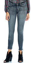 Jessica Simpson Kiss Me Faded and Whiskered Super Skinny Jeans