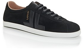 Lanvin Men's Glen Low Top Sneakers
