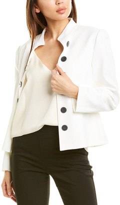 Vince Camuto Stand-Up Collar Shirt