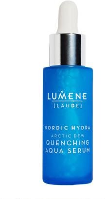Lumene Nordic Hydra [Lahde] Arctic Dew Quenching Aqua Serum 30Ml