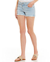 Levi's Stretch Low Rise Cutoff Shortie Denim Shorts