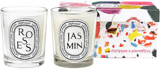 Diptyque Roses and Jasmin Set in | FWRD