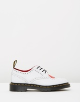 Dr. Martens Joyce Heart Wingtip Shoes