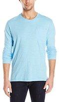 Robert Graham Men's Beach Blast Long Sleeve Knit T-Shirt