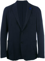 Lardini patch pockets blazer